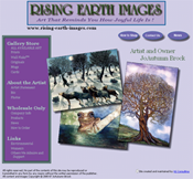 Rising Earth Images